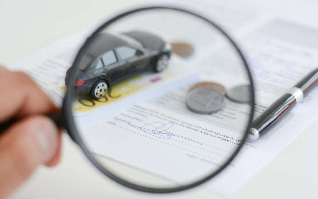 Achat véhicule d'occasion, tout savoir sur le certificat de non gage