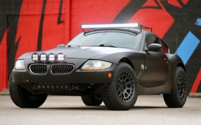 BMW Z4 M Coupé (2007) : la version « Safari », finalement mise en vente